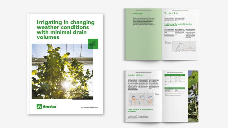 Grodan, visual, whitepaper, TTL, campaign