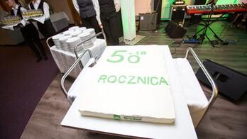 e-Gro launch and 50th Anniv PL, cake, anniversary, party, piano, grodan